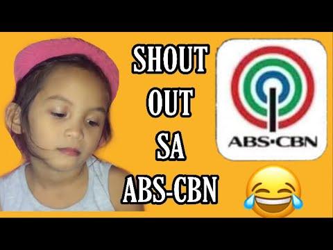SHOUT OUT SA ABS-CBN (Goodbye Na Ba?)
