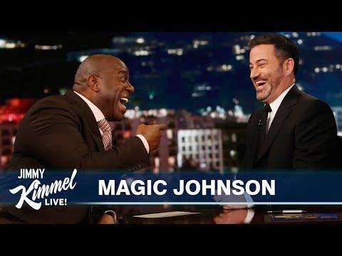 Magic Johnson on