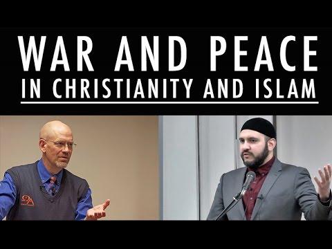 PUBLIC DEBATE: WAR & PEACE in CHRISTIANITY and ISLAM - Dr James White & Abdullah al Andalusi