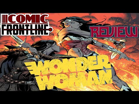 Wonder Woman #40Review Amazons Attack!