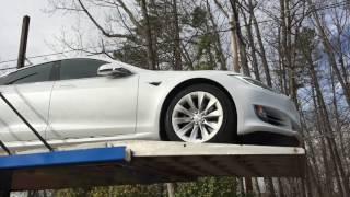 Tesla Arrival