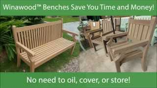 Outdoor Furniture For Pub And Beer Gardens