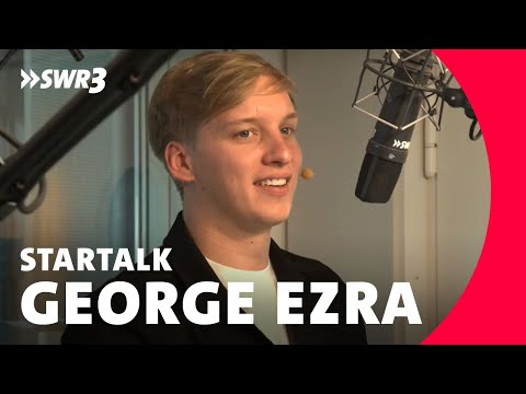 George Ezra im Festivalradio – SWR3 New Pop Festival 2017