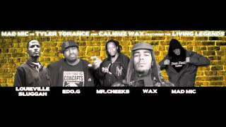 Mad Mic vs Tyler Torance & Calibuz Wax ft A.G. (DITC) - Take A Look