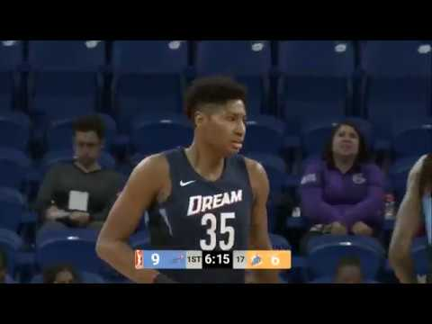 Atlanta Dream Highlights vs  Chicago Sky (5/23/18)