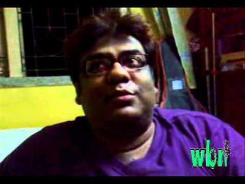 Washington Bangla Radio   Nilanjan Nandy - Bengali Singer Poet Songwriter Composer Journalist