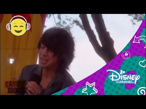 Camp Rock: Videoclip - 'Play my Music' | Disney Channel Oficial