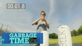 Katie Nolan Beer Mile