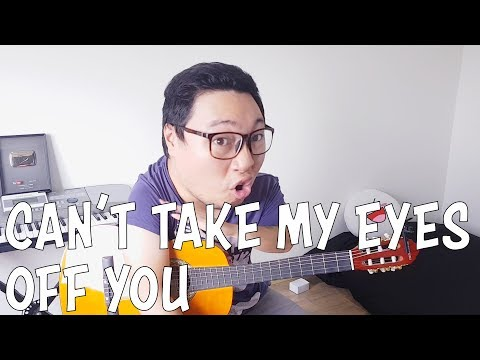 [Guitar] Hướng dẫn: Can't take my eyes off you - Frank Sinatra