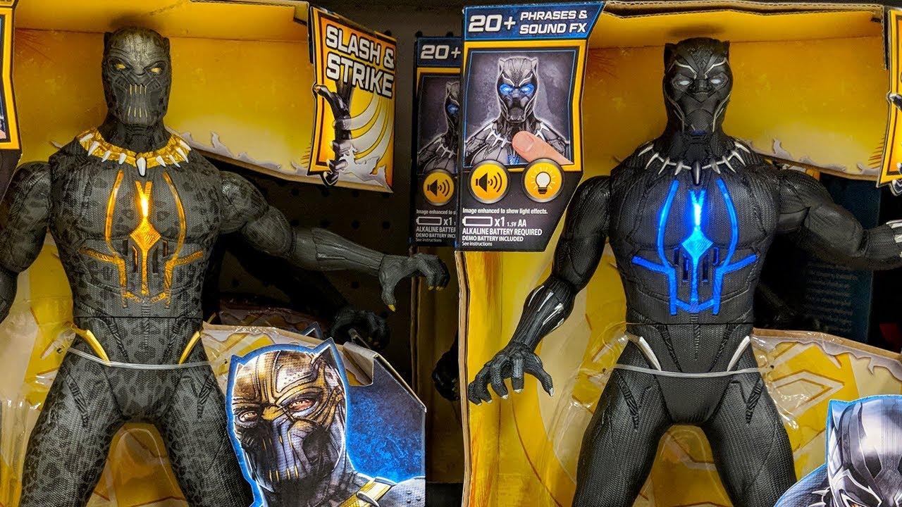Black Panther Target Exclusive Slash Amp Strike Erik