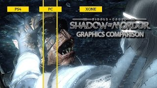 Middle-earth: Shadow of Mordor - Graphics Comparison