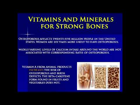 Dr. Steve Blake - Vitamins and Minerals Demystified