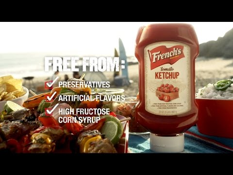 Ketchup wars: French's takes on Heinz with all-Canadian condiment