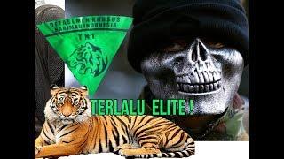 TERLALU MISTERIUS DENHARIN Alias Pasukan Harimau RAJA DARI RAJANYA PASUKAN ELITE INDONESIA
