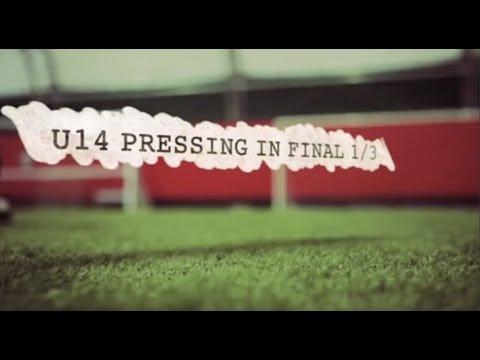 Soccer Drills: Pressing In Final 1/3