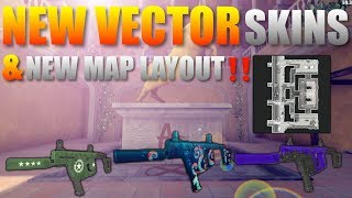 Critical Ops Update 1.3.0 New Vector Skins & Map Layout‼️