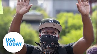 'This protest was different:' Statesman photojournalist on documenting Floyd protests | USA TODAY