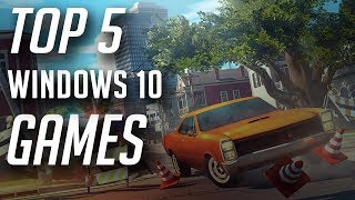 Top 5 Free Games On Windows 10 Store
