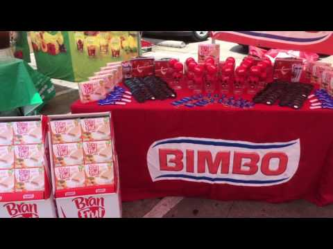 BIMBO - EL RIO GRANDE SUPERMARKET - BACK TO SCHOOL - DALLAS, TEXAS JULY 28 - 29, 2017