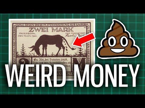 WEIRDEST Banknotes In The World!