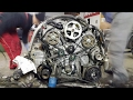 Honda Legend - engine and transmission swap - Inlocuire motor si transmisie Honda Legend