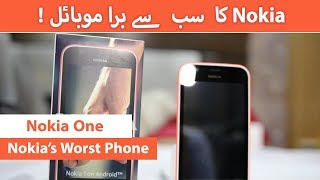 Dont Waste Your Money On Nokia One ! Review 😠😠😠