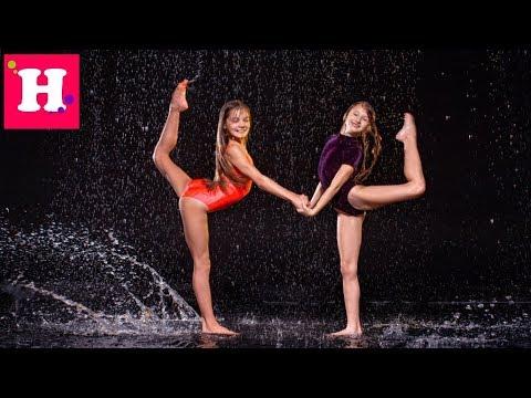 ГИМНАСТИЧЕСКАЯ Фотосессия в ВОДЕ **Как создаются водные фото** Inna Darda Feat Miss Nicole