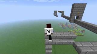 minecraft smart moving parkour map