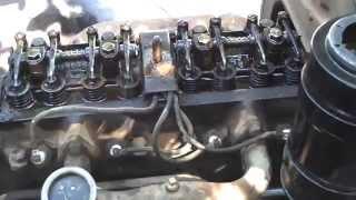 1928 Chevrolet Coach Engine Start