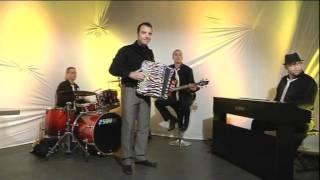 Jérôme Richard Mazurka en Bretagne émission TV 1,2,3 Musette