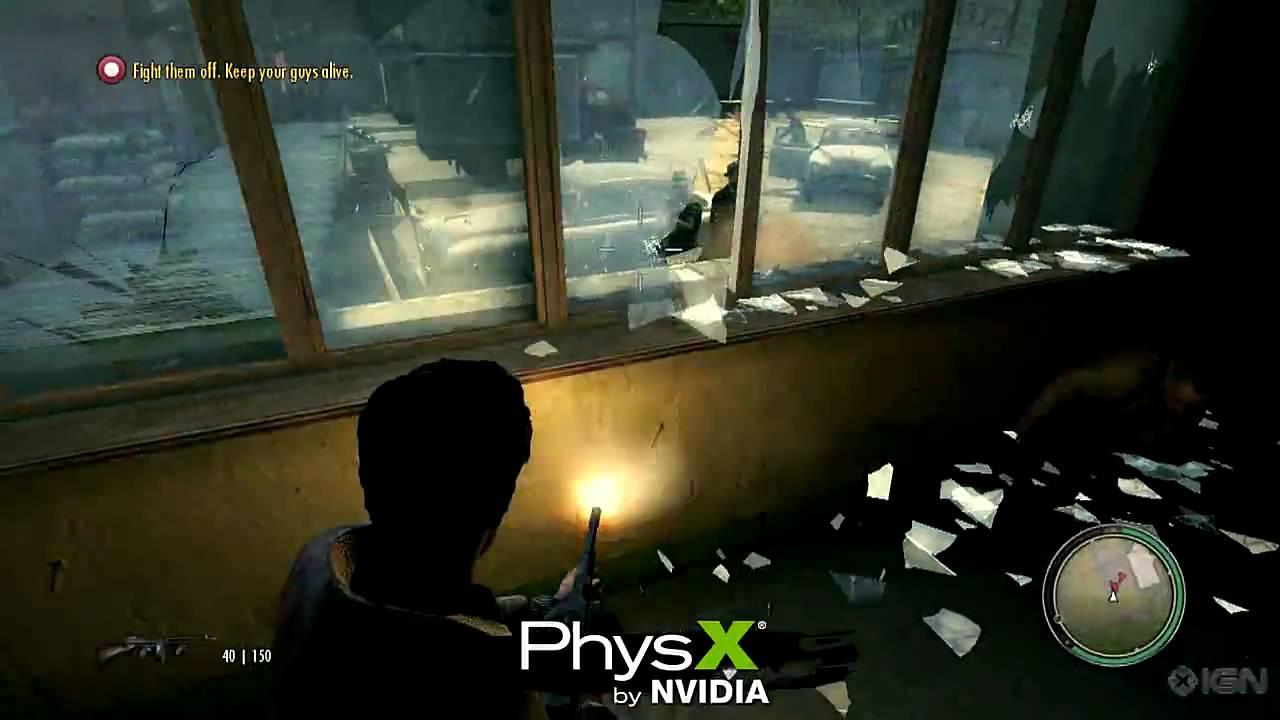 physx download for mafia 2