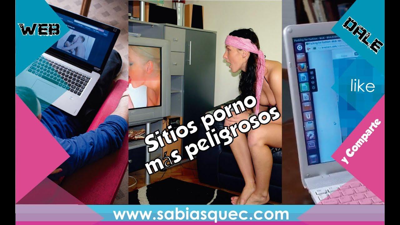 Paginas Seguras Porno conoce cuáles son los sitios porno más peligrosos / sbq web
