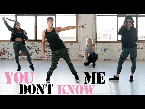 Jax Jones - You Don't Know Me | The Fitness Marshall | Cardio Concert