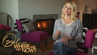Josie Bissett Recalls the Day a Fire Destroyed Her Home | Where Are They Now | Oprah Winfrey Network