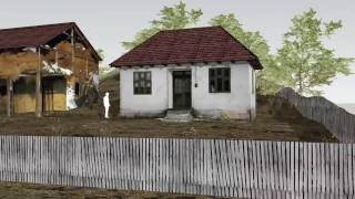 3d reconstruction 3 - old house cca 1870