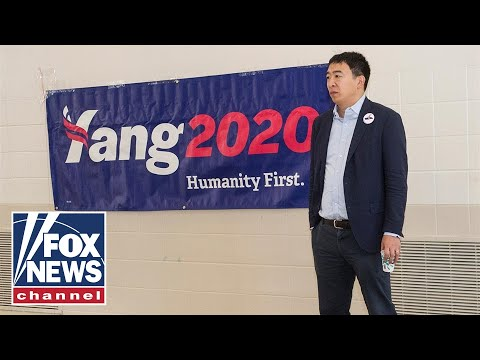 Andrew Yang Drops Out Of 2020 Race