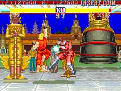 Street Fighter II: Champion Edition Gameplay Playthrough Longplay