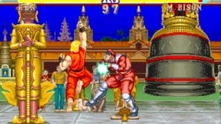 Street Fighter II: Champion Edition Gameplay Playthrough Longplay thumbnail