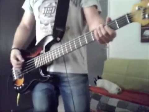 Addiction King | Entombed Bass Cover