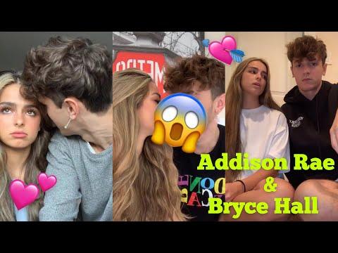 Addison Rae & Bryce Hall Moments!!!😱💓