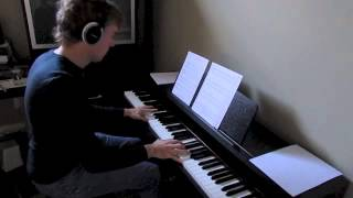 """Honor Him"" - Gladiator - Hans Zimmer (piano cover)"
