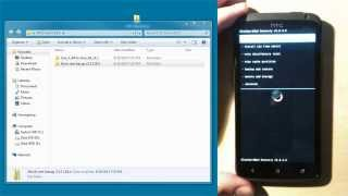 TUTORIAL: HTC One X: How to downgrade / revert to full stock firmware without RUU