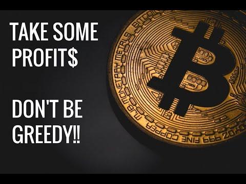 Wanneer & Hoe Pak Je Winst $ Mijn Exit Strategie + Voorbeelden! BTC Trading Tips