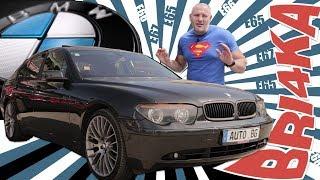 Bri4ka.com представя ревю на BMW745 E66
