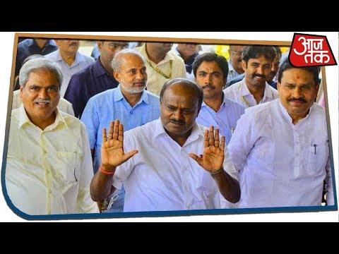 Karnataka Crisis | Kumaraswamy Government To Face Trust Vote On Thursday