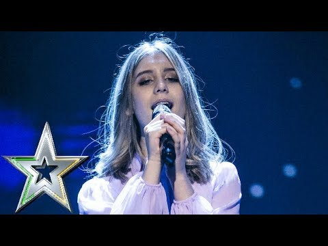 Michelle&39;s golden buzzer Iveta gives a stunning performance  Ireland&39;s Got Talent 2019