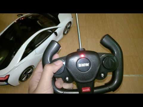 toy car BMW i8