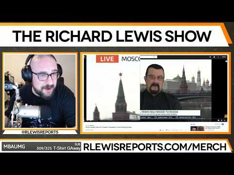The Richard Lewis  96: Steven Seagal Wants The Poonani