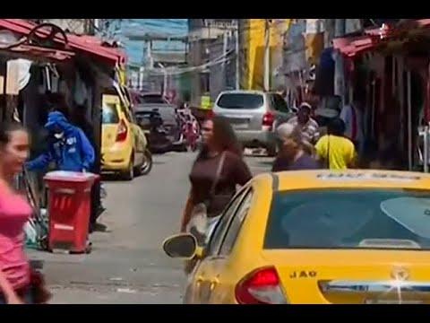 Balacera entre escolta y dos sicarios causa pánico en Barranquilla | Noticias Caracol