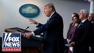 Trump joins Task Force in briefing after signing relief bill | 4/24/20